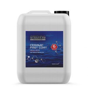 Ātras iedarbības aizsargpārklājums Keramikas ātrs pārklājums Gtechniq 500 ml